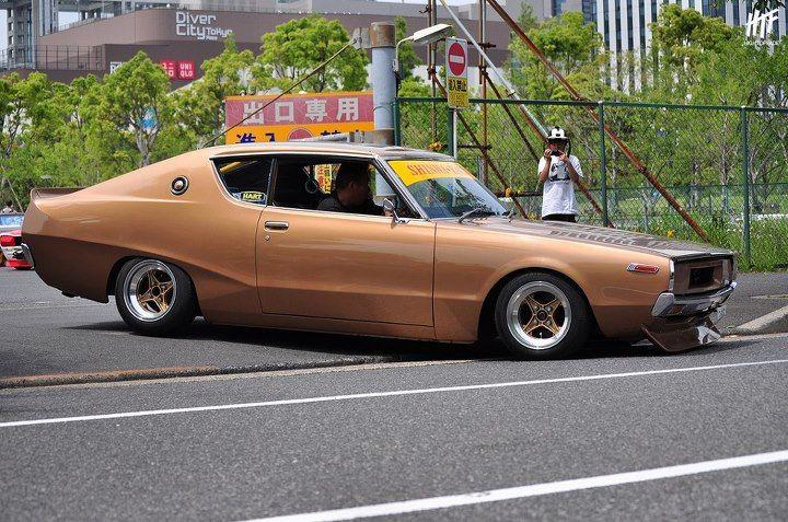Nissan Ken & Mary Skyline