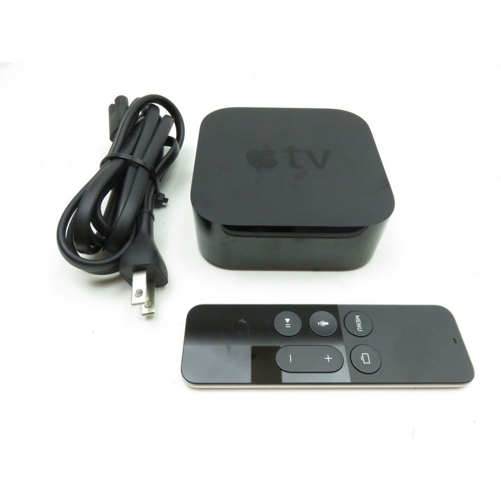 Apple A1625 Apple Tv 4th Generation Streaming Device Ebay Link Apple Tv Apple Streaming Device