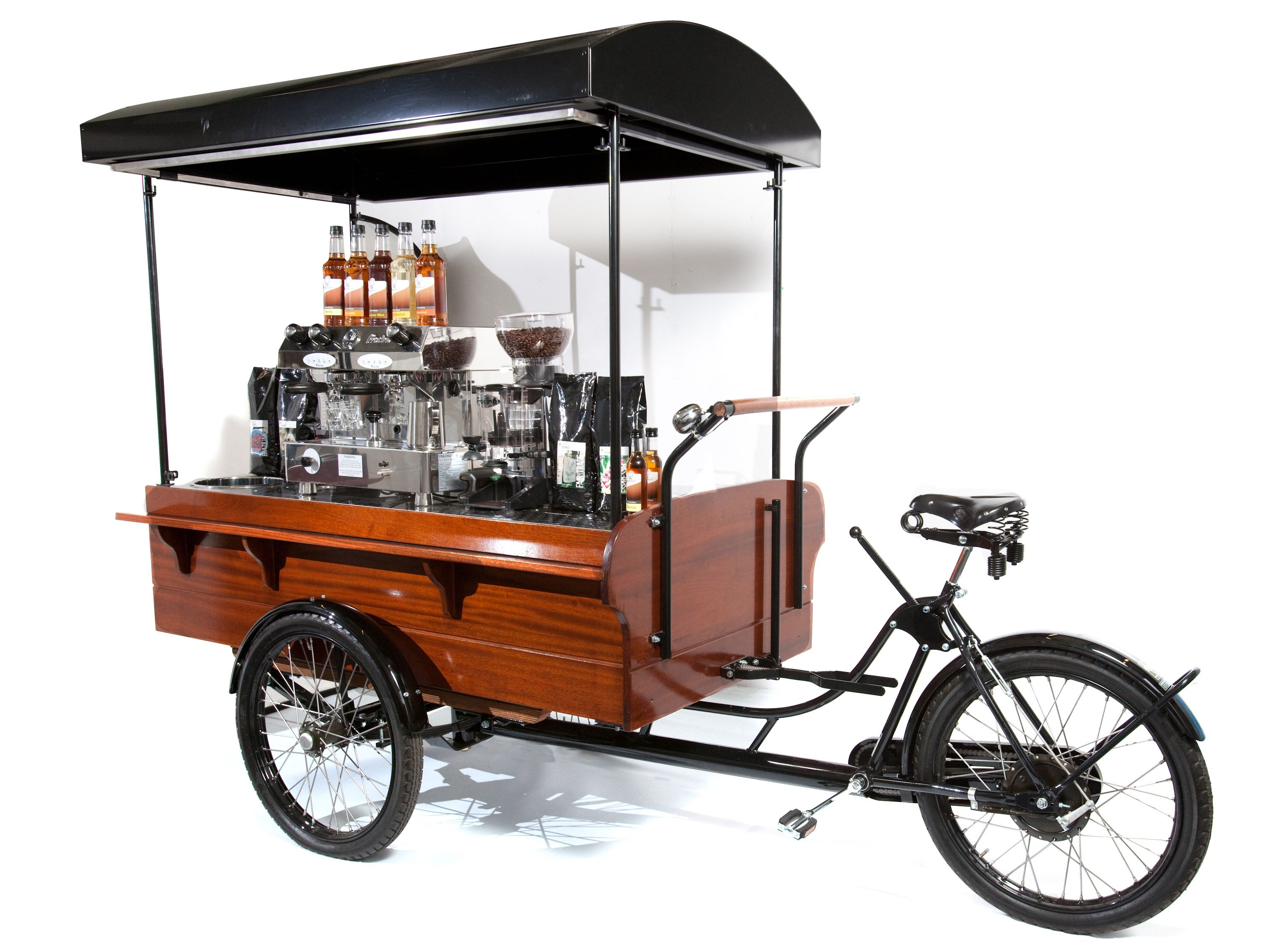 espresso bike machine