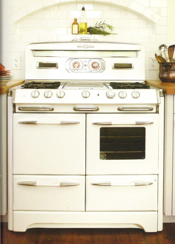 Vintage O Keefe Merritt Stove Retro Kitchen Appliances Retro