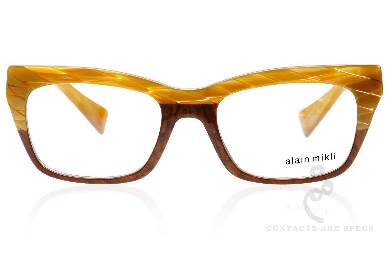 Alain Mikli Eyewear AL1210 - SKU: 000164140014 at http ...