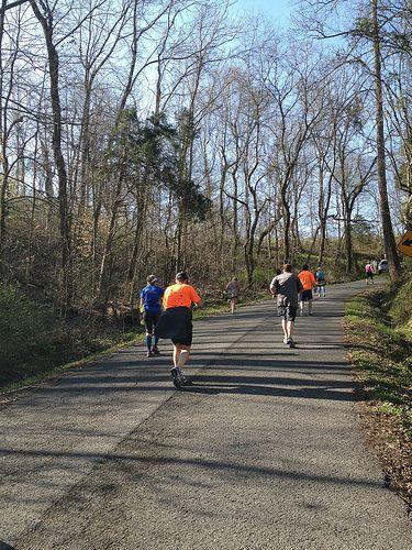 Oak Barrel Half Marathon Whiskey Hill