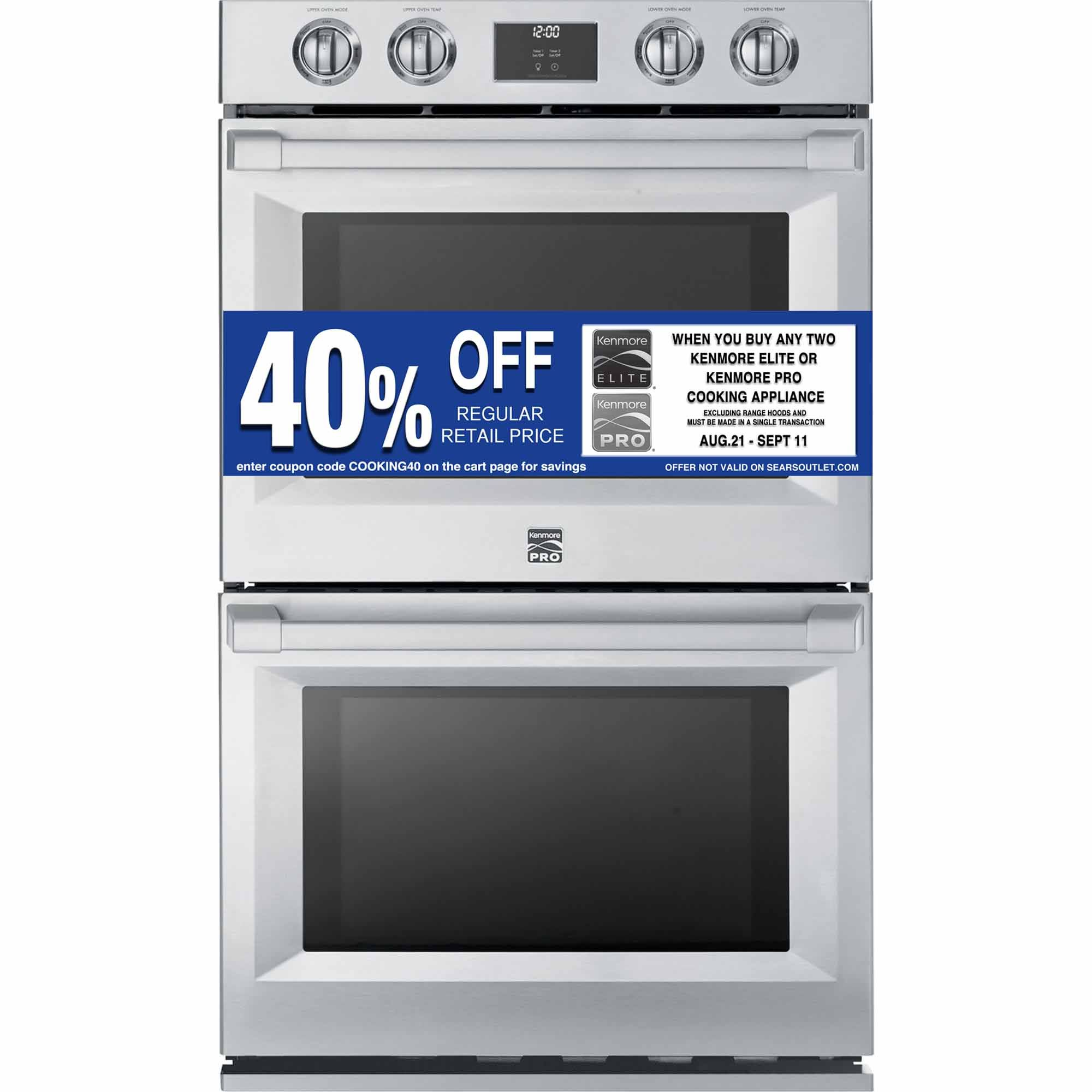Was On Sale For $1999.99 At Sears Kenmore Pro 41142 30