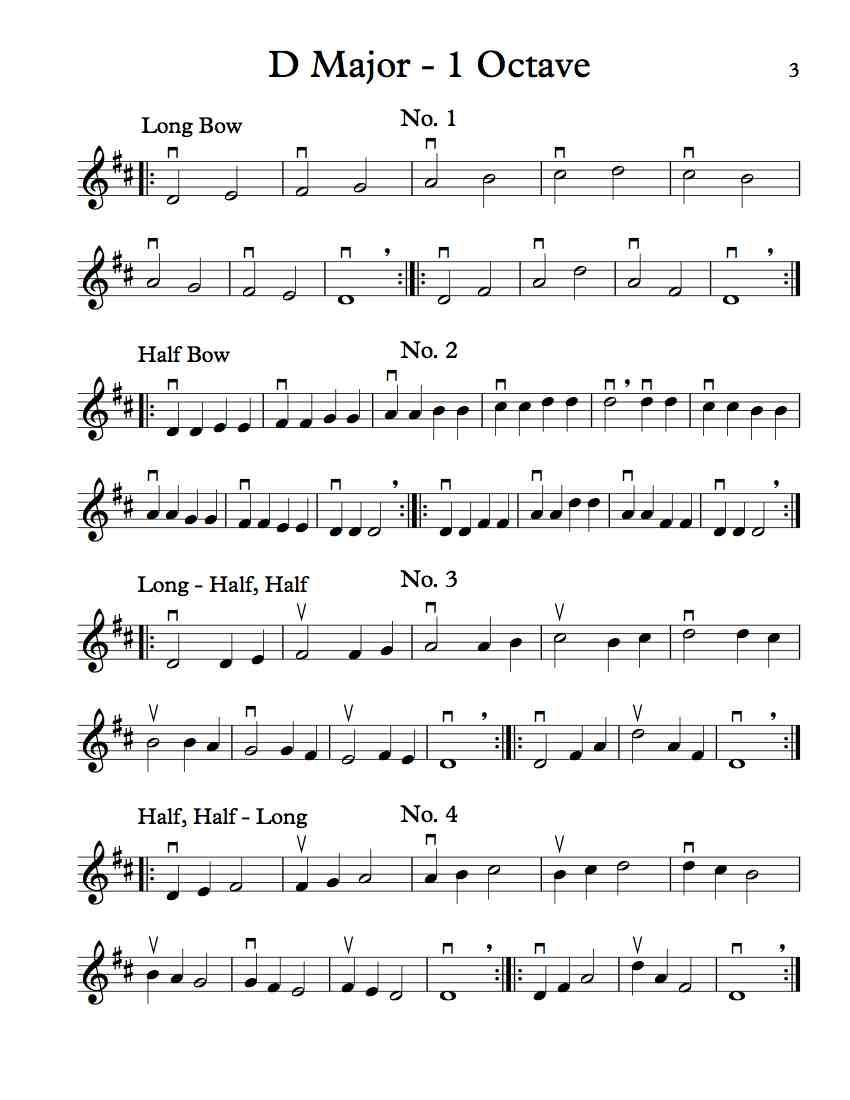 Free Violin Scales With Images Violin Sheet Music Violin