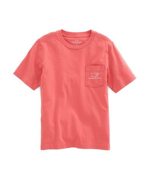 45507196e Shop Short-Sleeve Vintage Whale Pocket T-Shirt at vineyard vines ...