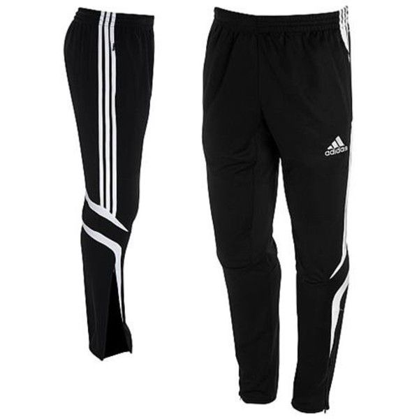 Adidas Soccer Tiro Training Pants Black Small s