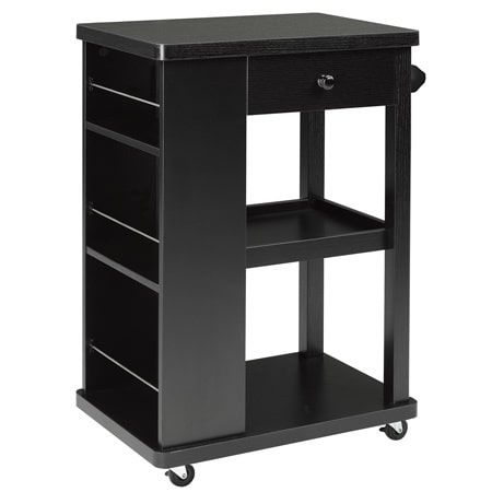Wandsekretär Ikea brassex black kitchen cart kitchen carts black kitchens and