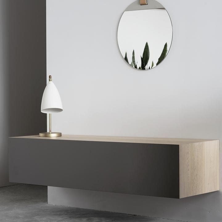 Woodmark – Azur Wall unit or Sideboard – solid oak and Fe …