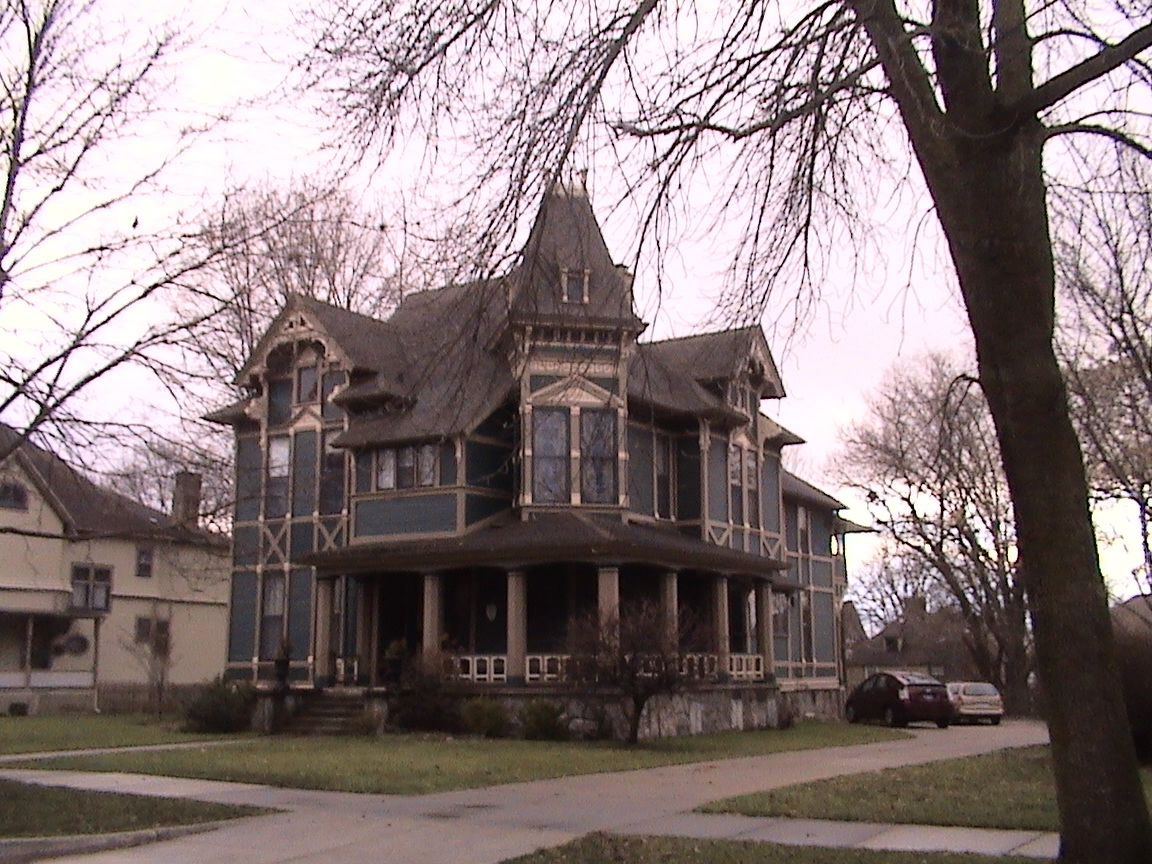 Heritage Hill 2 - National Register of Historic Places listings in Kent  County, Michigan -. Michigan WaterVictorian Style HomesGrand Rapids ...