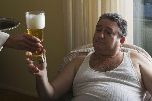 bia chứa bao nhiêu calo