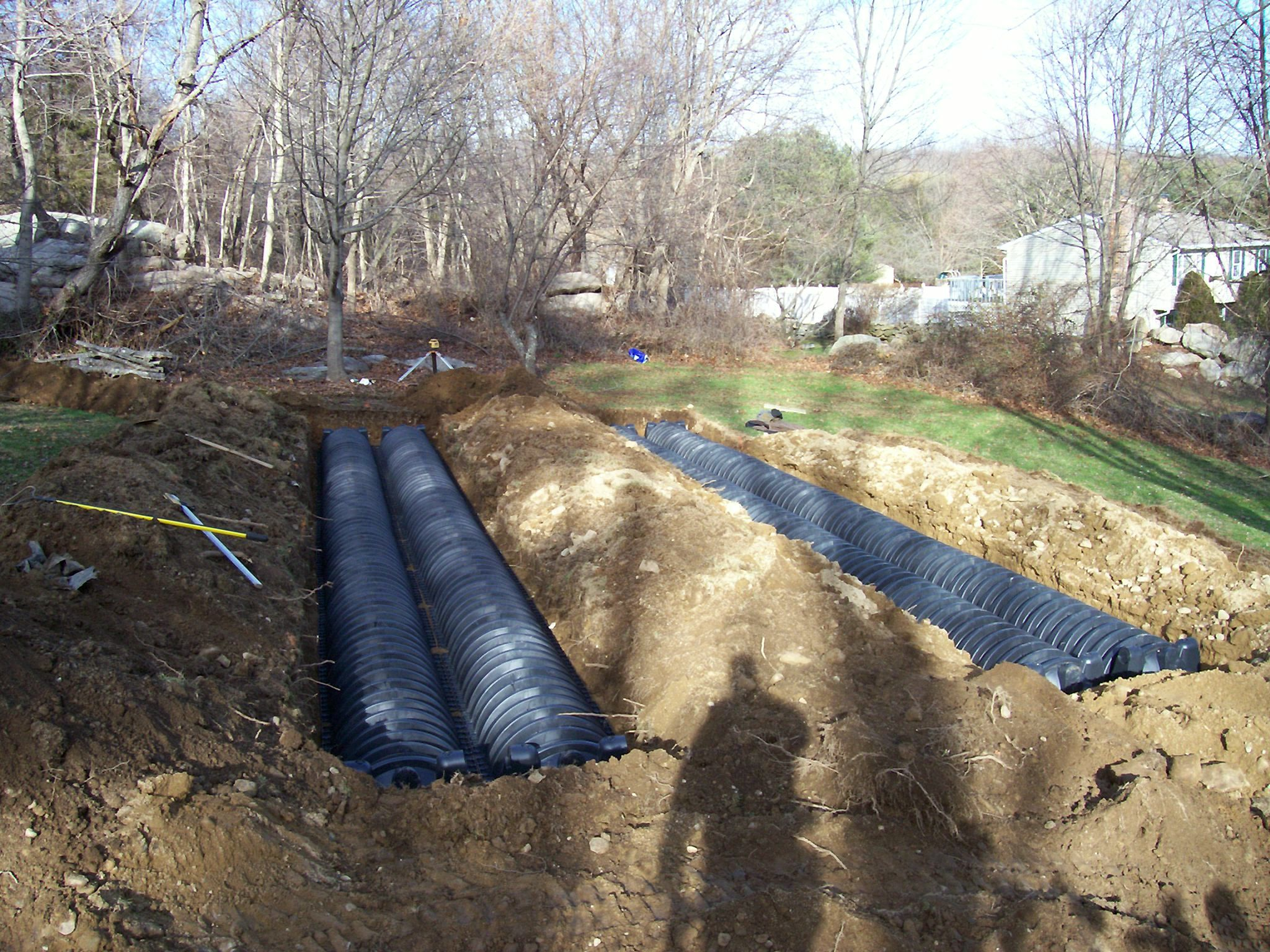 What are some tips for drainfield repair?