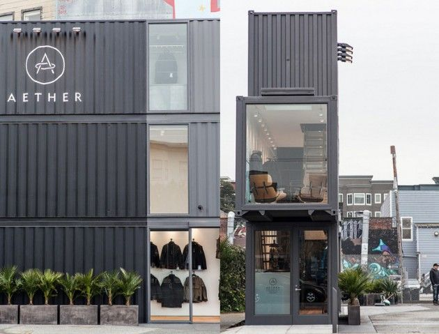 Aether Apparel San Francisco Store Opens O Selectism