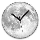 Found it at AllModern - Moon Wall Clock