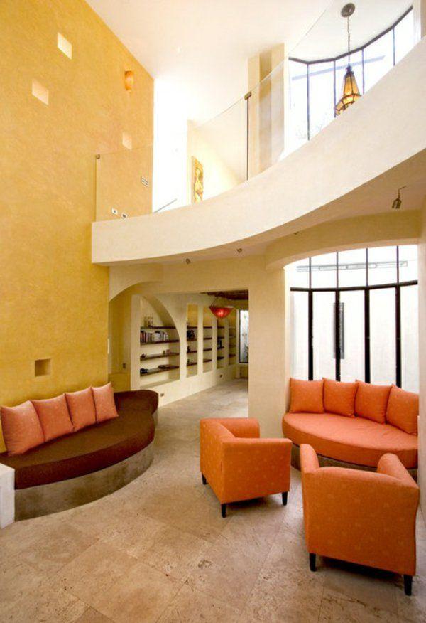 110 Luxus Wohnzimmer im Einklang der Mode | Interieur Dekoration ...