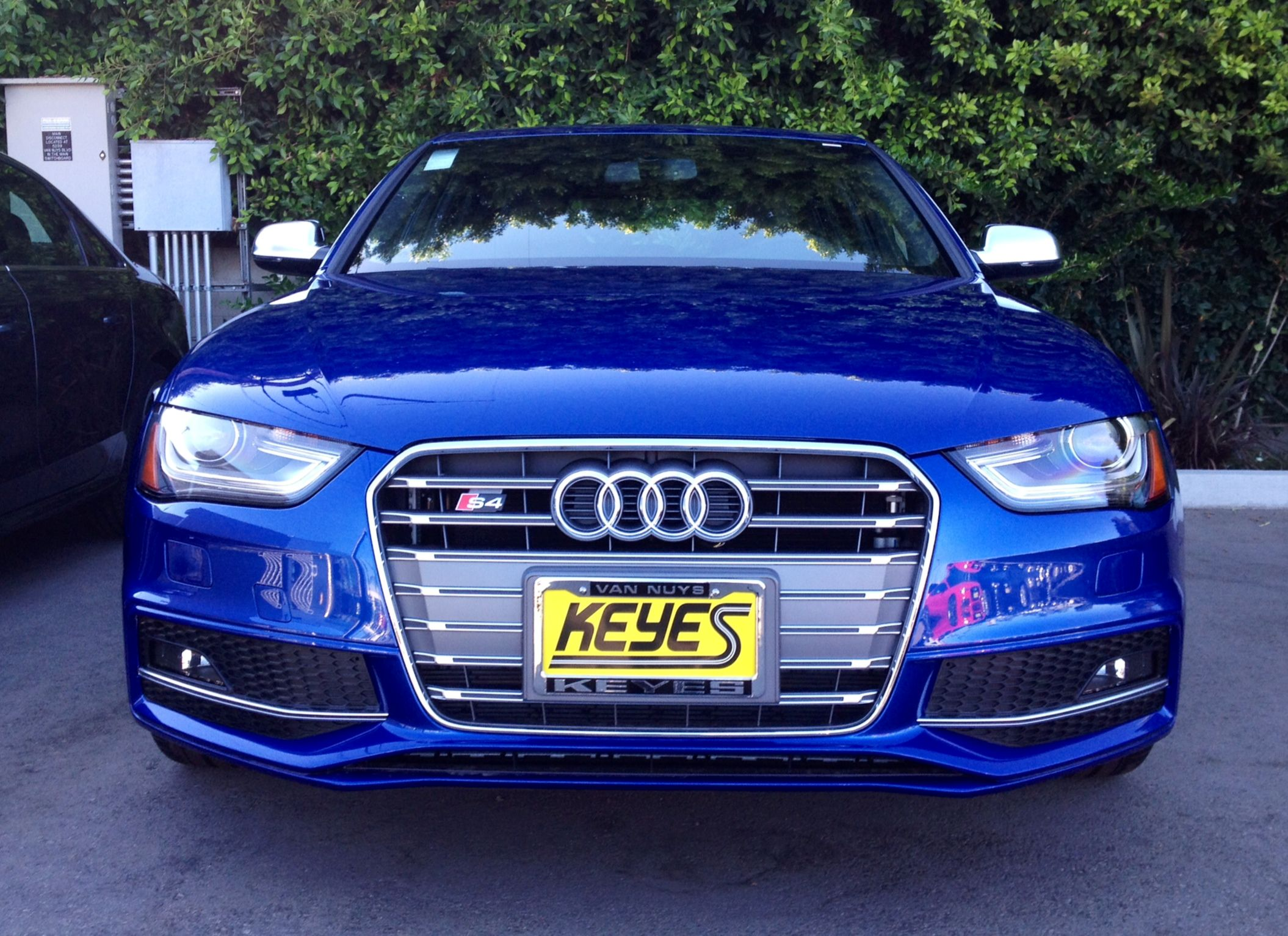 The Only Type Of Blues That I Care For Are The Ones Found On An Audi S4 In Sepang Blue Pearl Effect Www Keyesaudi Com Audi Audi S4 Sepang