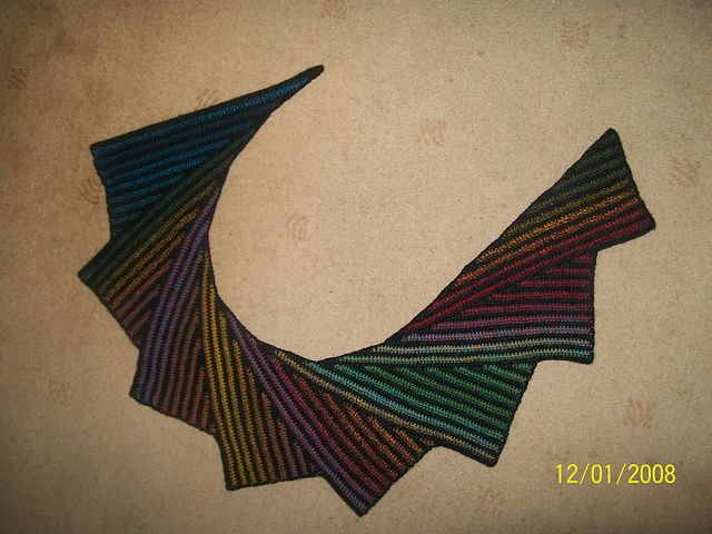 Wingspan Crochet Shawl and other awesome free crochet shawl patterns ...