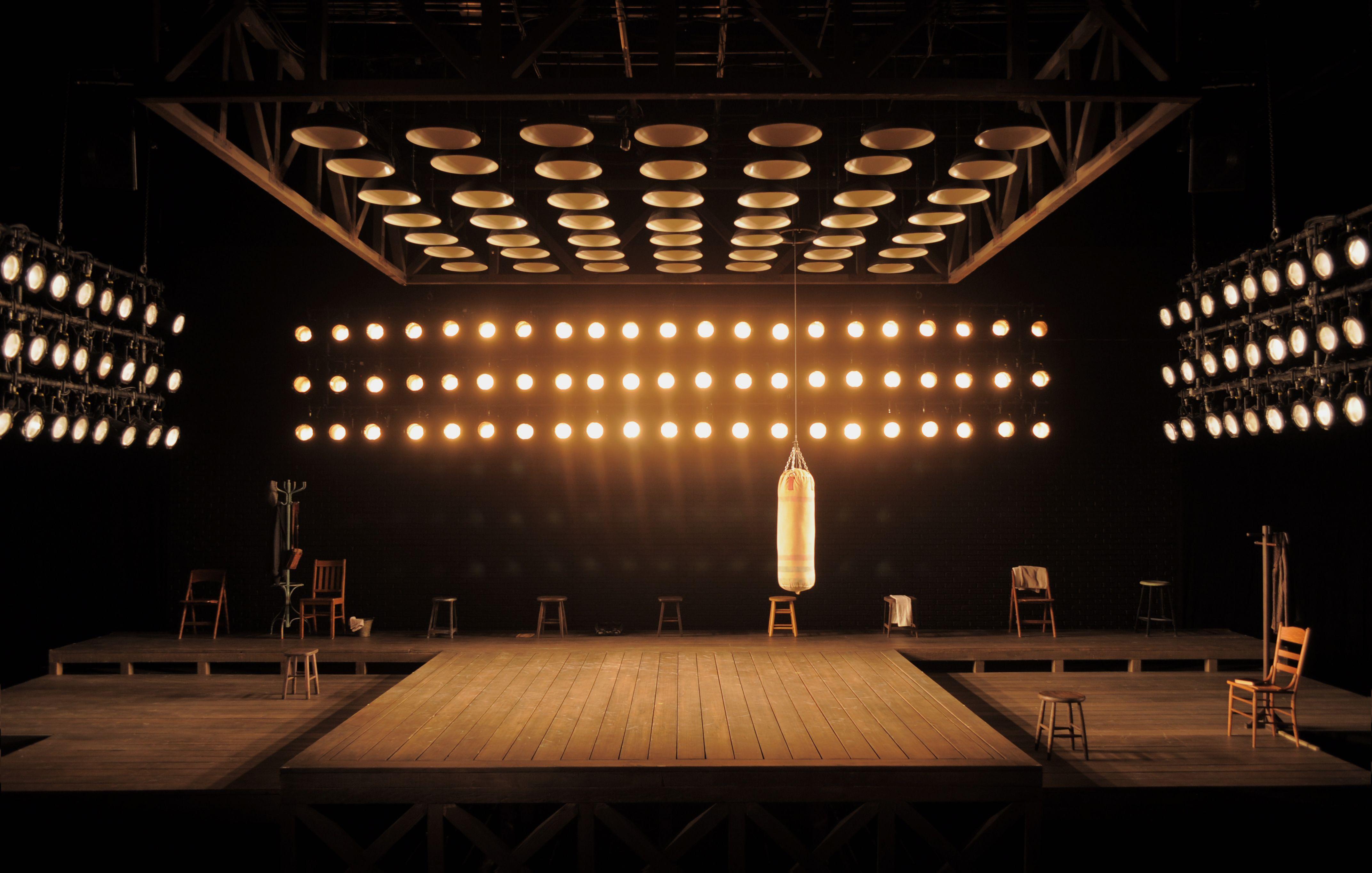 Katrin Brack Stage Designer nicola andrews stage theatre Pinterest