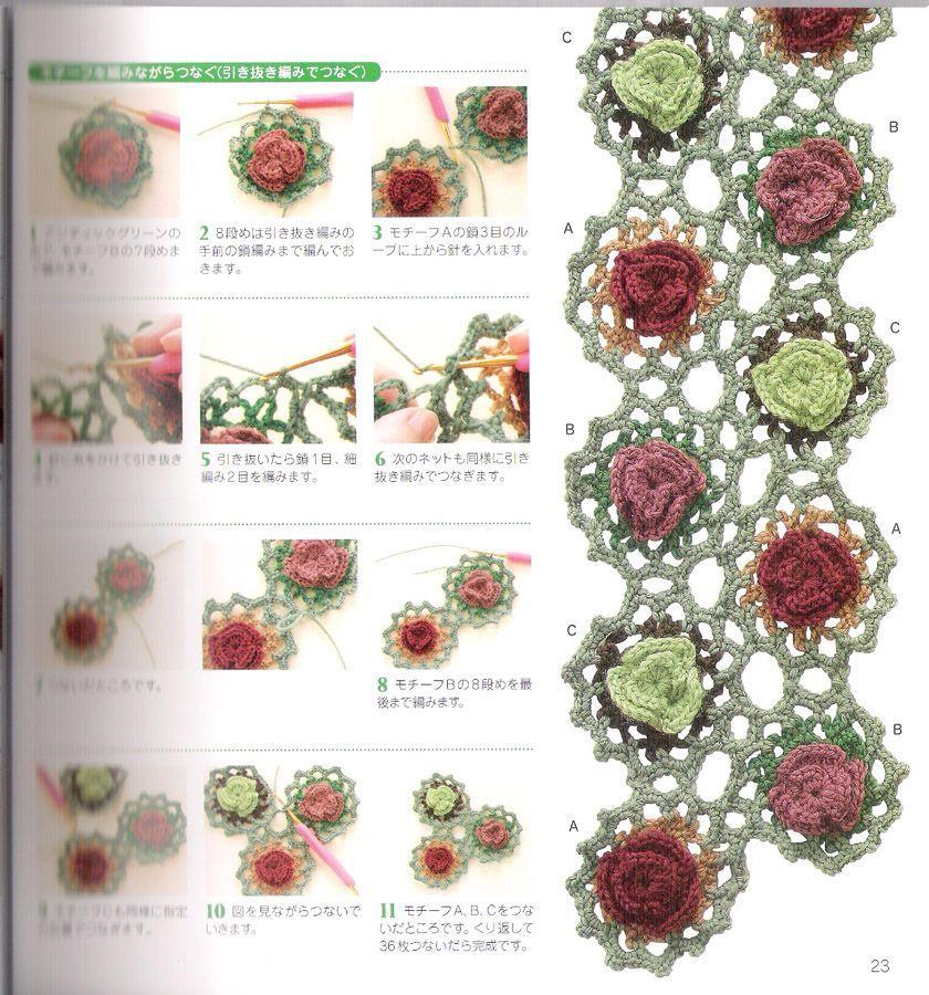 innovart en crochet: Crocheteando... | tejidos | Pinterest | Croché ...