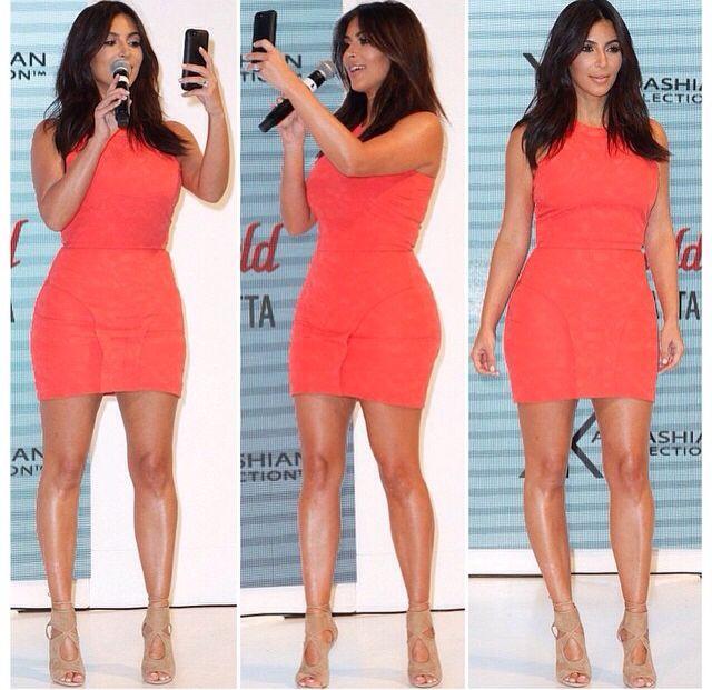 Vestido laranja!!!