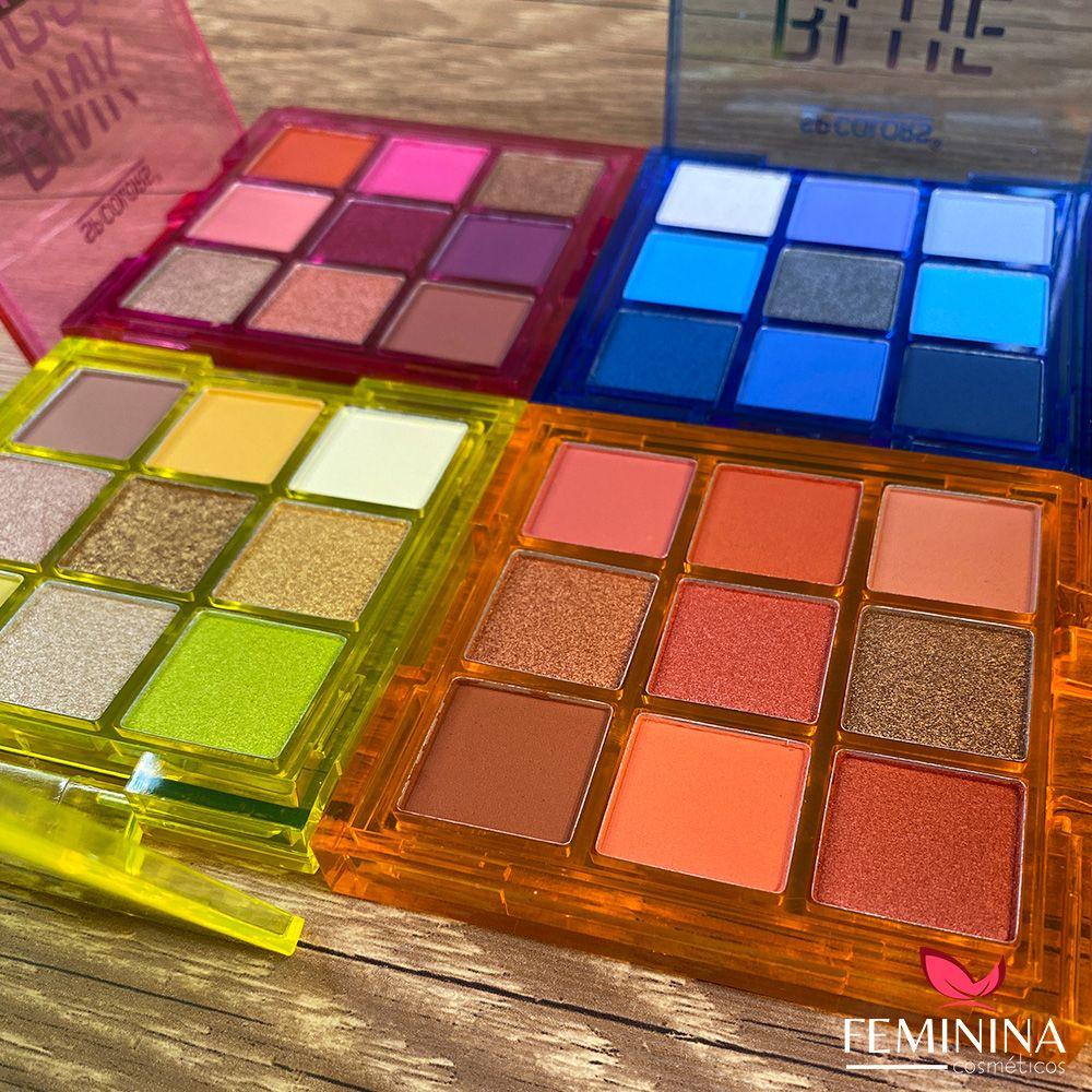 Paleta de Sombras Classy Essential - SP Colors SP151C