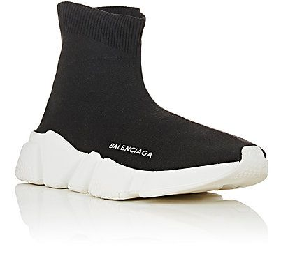 8ca7a06d0959 Balenciaga Knit High-Top Sneakers - Sneakers - 504891177