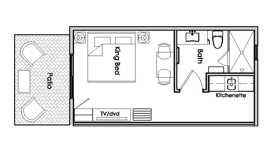Garden Studio Floor Plan Studio Floor Plans Garden Cabins Garden Studio