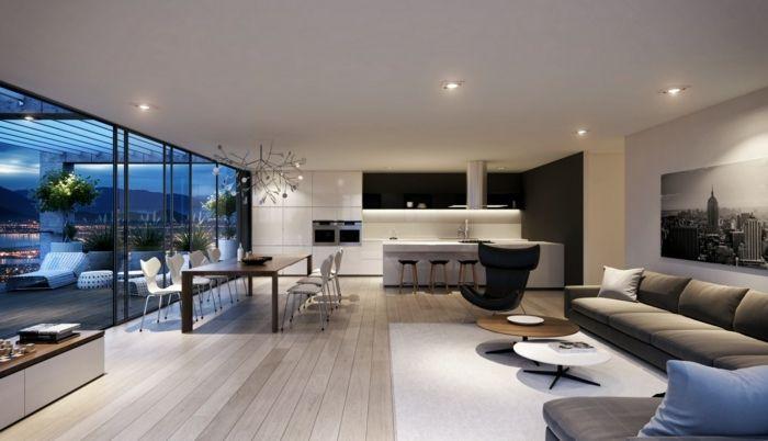 ▷ 1001 + idées fantastiques pour la déco de votre salon moderne ...