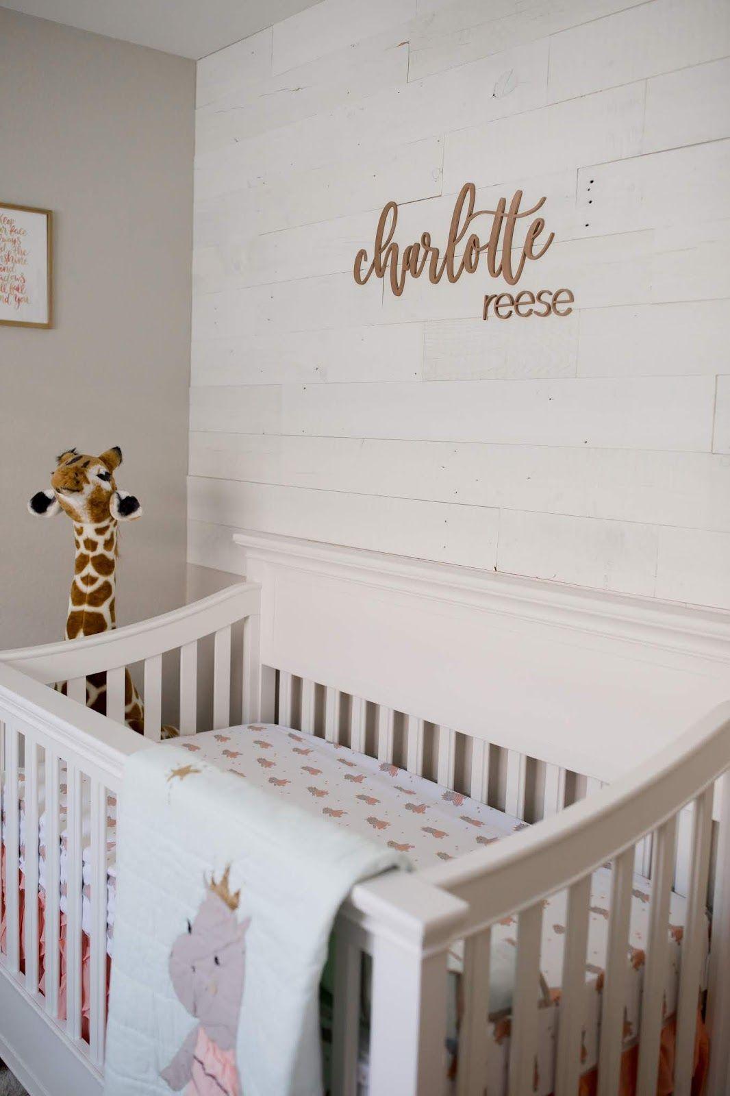 Charlotte S Nursery Reveal