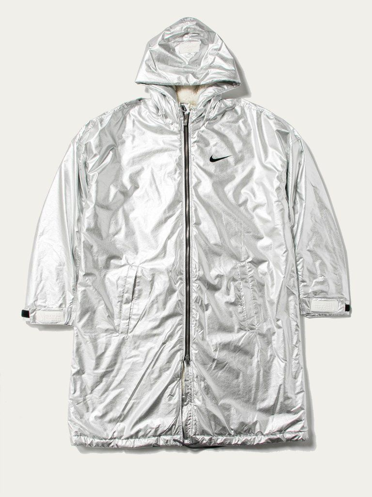 94bd23935 Nike x Fear of God Parka in 2019 | Men's Jackets | Parka, Nike, Rain ...
