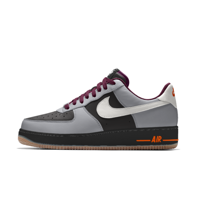 8768da73906 El Calzado personalizado Nike Air Force 1 Low By You in 2019 ...