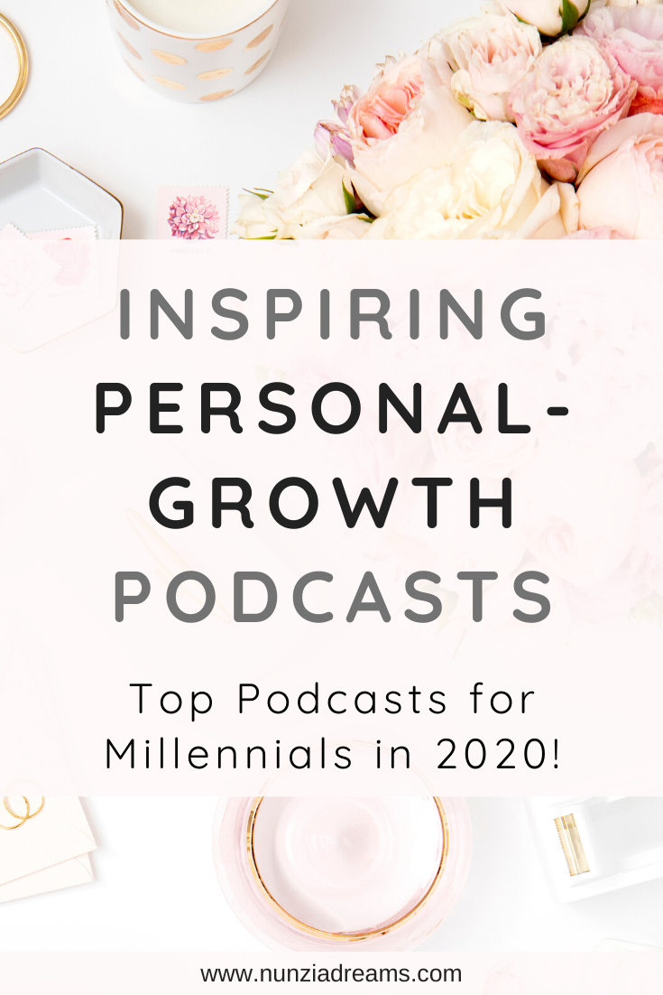 15 Best Motivational Personal-Growth Podcasts to Listen to in 2020 #personalgrowth