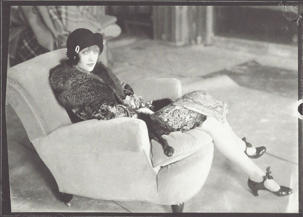 Kathryn Carver, actress & wife of Adolphe Menjou, by Man Ray, 1928