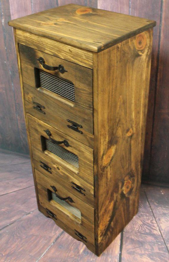 Wooden Cupboard Bathroom
