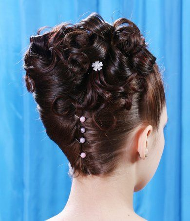 Prom Updo Hairstyles Updos  Prom Updo Picture Prom Updo Style  Cabello Liisto