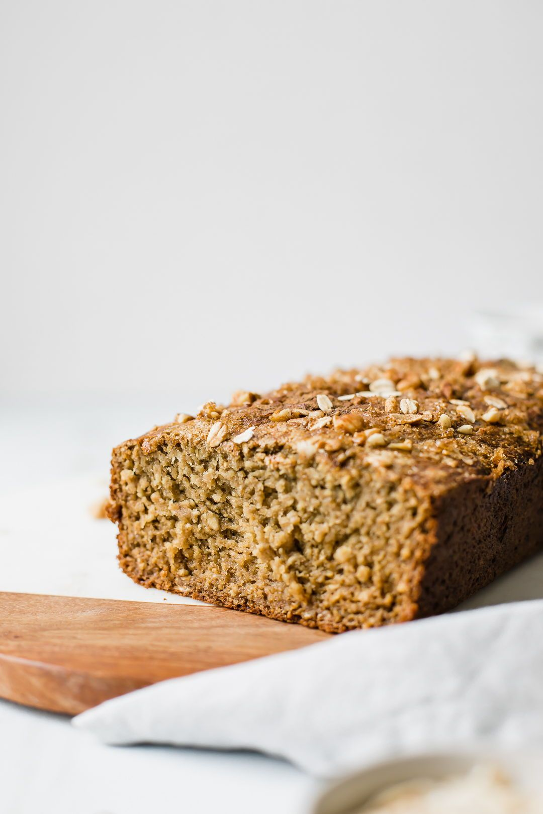 Simple Healthy Banana Bread