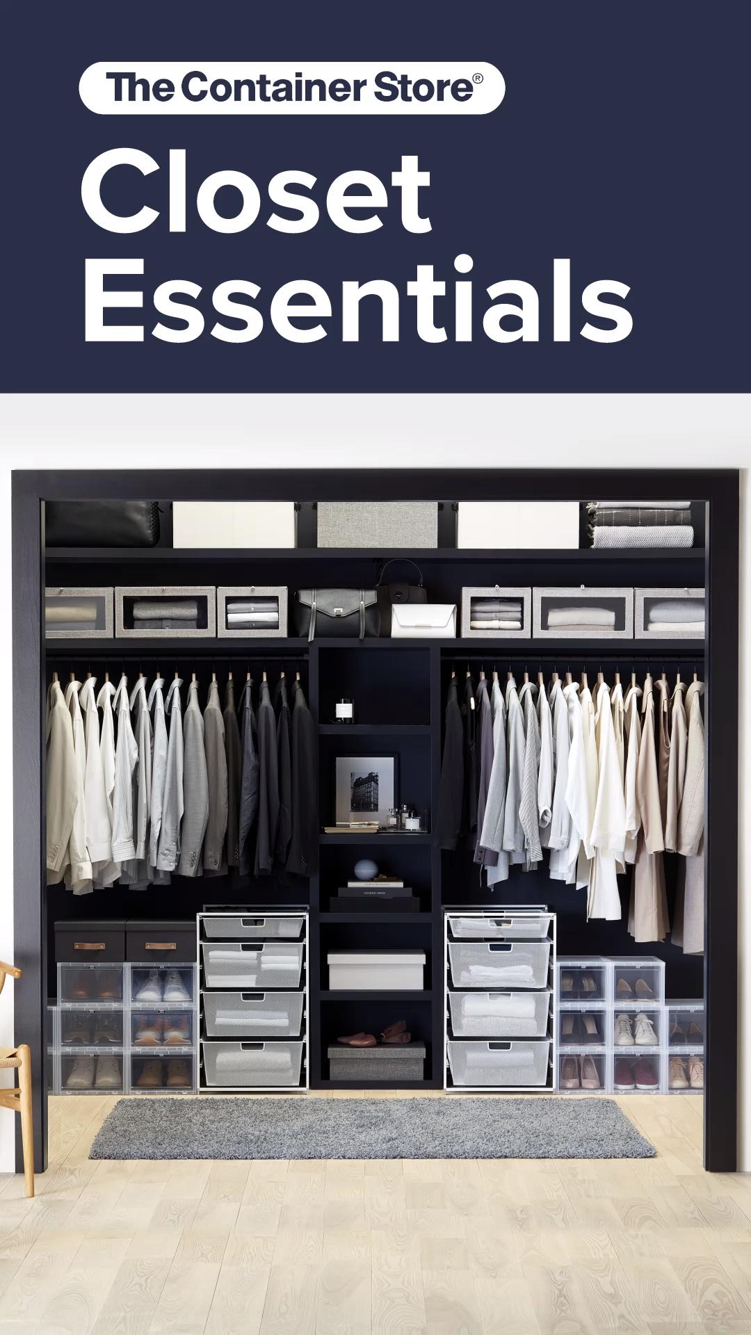 Photo of Shared Closet Organization