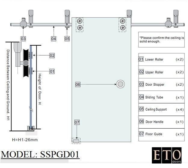 Patio Door Cad Drawing: Sliding Patio Door Cad Block