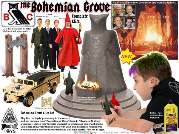 Page by devin faraci - Bohemian Grove is where the world's power elite meets  in secret