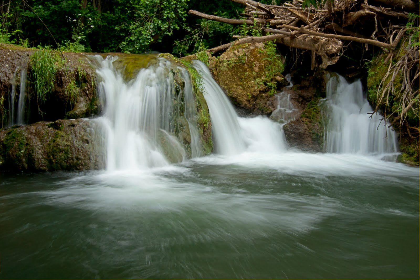 Cascadas del hu znar en cazalla de la sierra sevilla for Piscinas naturales sevilla