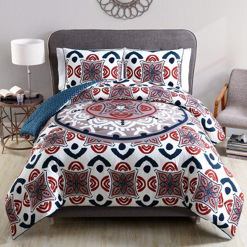 Found it at Wayfair - Mirabelle Comforter Set