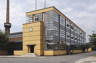 Das fagus werk in alfeld an der leine spaces interior design architecture architektur - Architektur werk ...