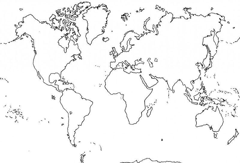 Mapa Politico En Blanco.Pin En Mapa Politico