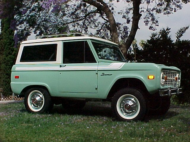 Pin By Sugarscout On A Swell Ride Ford Bronco Classic Ford