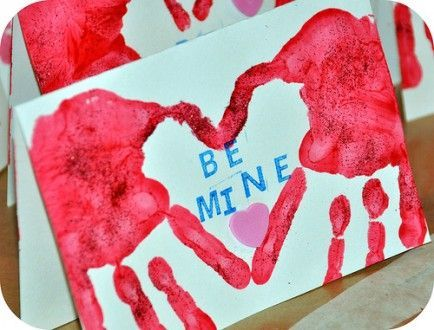 simple and easy toddler valentines day crafts - Valentine Ideas Crafts