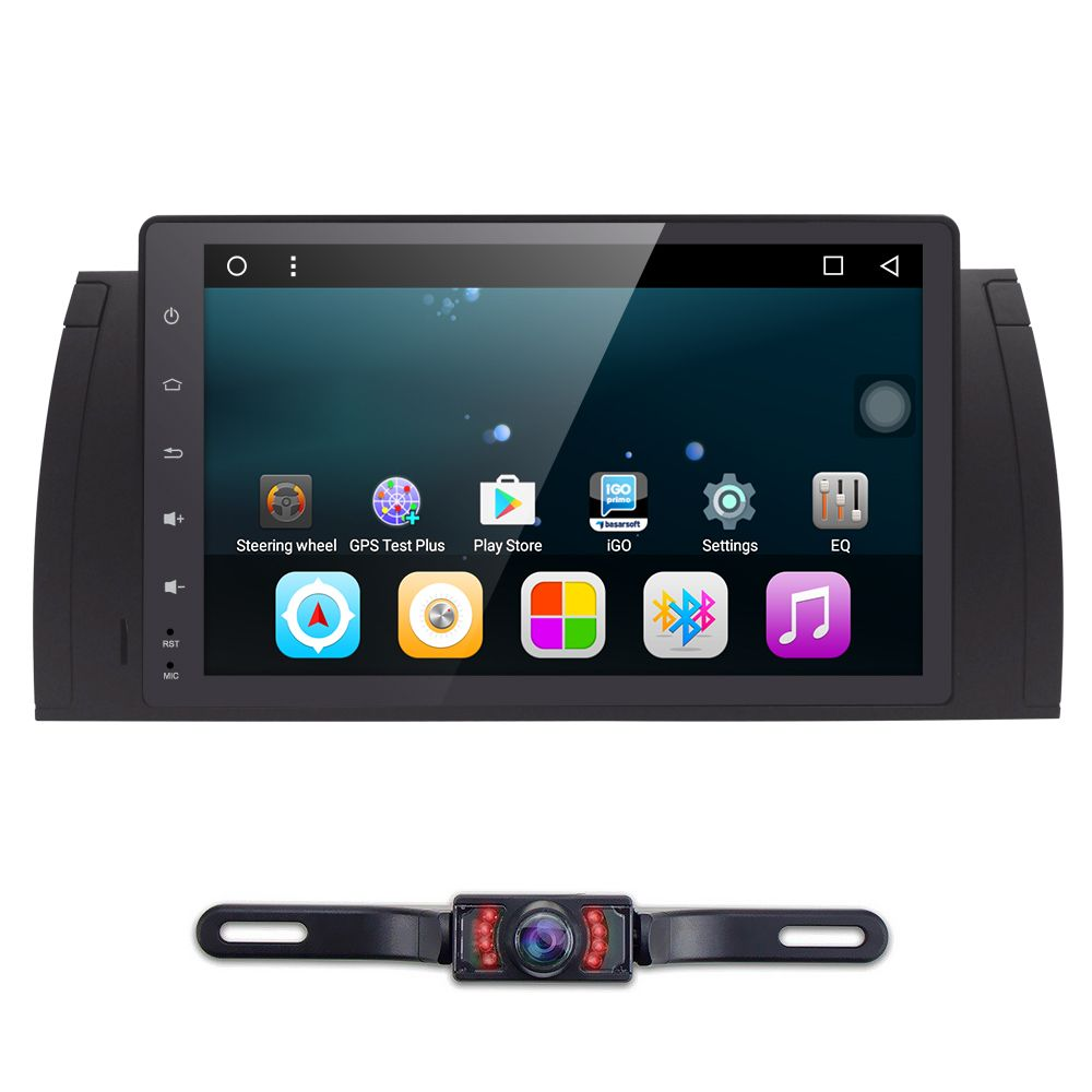 Super 9 Screen Android 6 0 Car Radio For Bmw E39 E53 X5 With Mirror Link No Dvd Inand 16g Auto Multimedia Stereo Navi Car Stereo Gps Gps Navigation