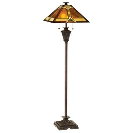 Floor Lamp Tiffany: 1000+ images about ~ Lighting ~ on Pinterest | Reading lamps, Glass  pendants and Stained glass lamps,Lighting