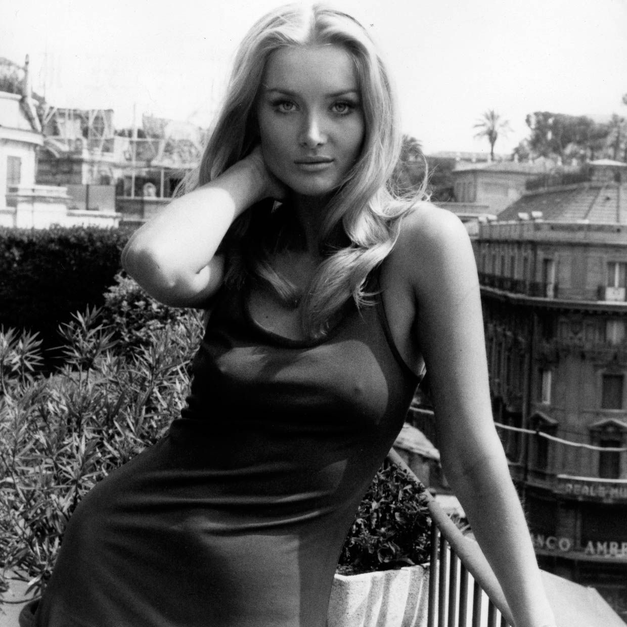 barbara bouchet - photo #1