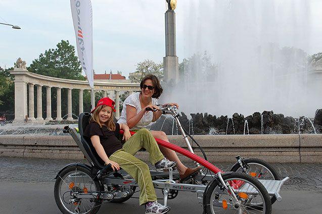 mama kind fahrrad