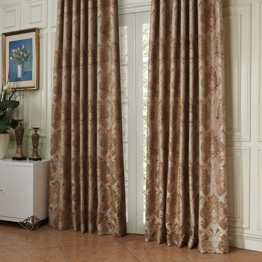 Homeinterior Lighting Design: Rococo The Crown Was Surrounded Energy Saving Curtain