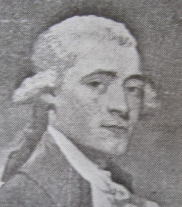 George Matcham, brother in law to Admiral Nelson and my great x four grandmother Mary Pitt's cousin and patron, responsible for her migration to NSW in 1801.